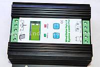Гибридный контроллер 1200вт MPPT ветрогенератор + солнечная панель, солнце 400вт - ветер 800вт 12/24в