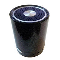 Портативная колонка плеер MP3 FM AUX T2020 Black