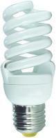 Лампа энергосберегающая e.save.screw.E27.18.6400, тип screw, патрон Е27, 18W, 6400 К