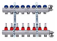 FIV Коллектор в сборе с расходомерами (Евроконус) 2 вых.1