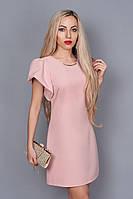 Платье летнее 239-5 абрикос, фото 1