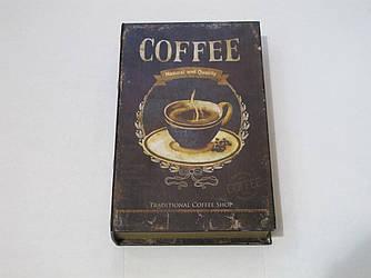 """Книга сейф """"Coffee"""""""