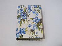 """Книга сейф """"зимние цветы"""""""