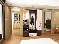 Мебель для прихожей Эвита, мебель для прихожей в современном стиле 1400*2070*355