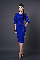 Платье женское 256 электрик (44,46,50 ), фото 1