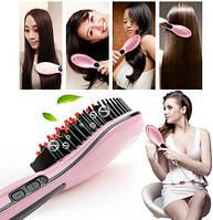 Электрическая расческа-выпрямитель волос BaByllss Fast Hair Straightener
