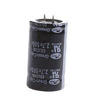 Ионистор супер конденсатор 2.7 В 500 фарад