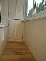 Отделка лоджий , отделка балконов, отделка окон в Запорожье