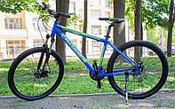 Горный велосипед алюминиевый Banner 29 дюймов 22 рама NEW СИНИЙ Crosser