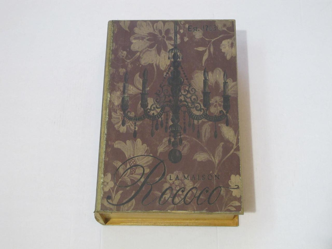 """Книга сейф """"Rococo"""""""