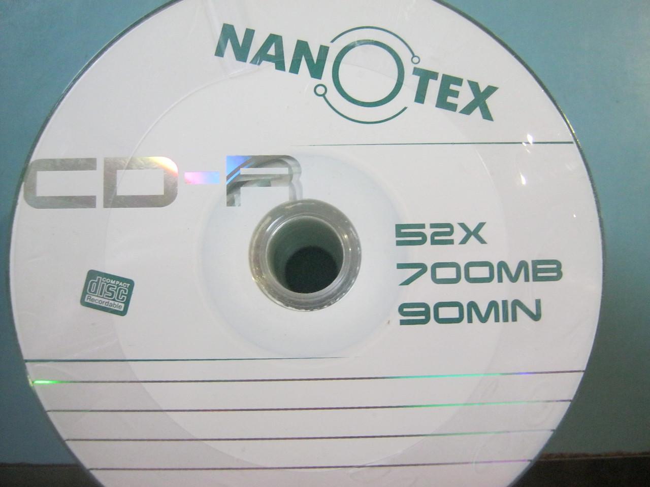 CD-R Nanotex 80  52x ( 50 шт )