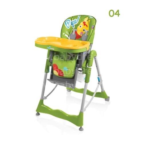 Стульчик для кормления BabyDesign - Pepe, цвет 04 - Интернет магазин Babysoon в Днепре
