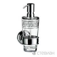 Дозатор для жидкого мыла с декором Emco Classic 0421 001 04