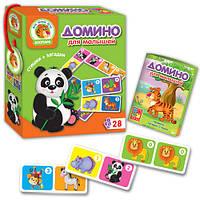 Домино Зоопарк VT2100-02