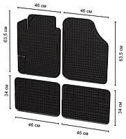 Резиновые универсальные коврики MAT I (FROGUM)