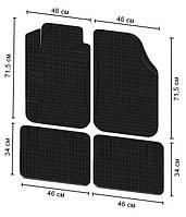 Резиновые универсальные коврики MAT III (FROGUM)