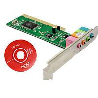 SB MNL C-Media 8738 PCI 4 bulk