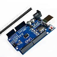Arduino UNO R3 MEGA328P Ch340g; мастер-чип ATMEGA328P-AU