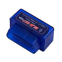 Сканер-тестер OBDII 2 ELM 327;  V2.1 для диагностики автомобилей