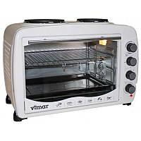 Мини-духовка Vimar VEO-55100W (с конфорками)