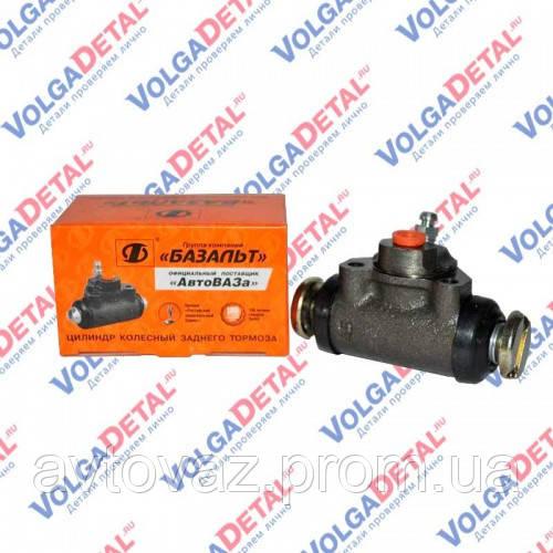 Цилиндр тормозной задний ВАЗ 2101, ВАЗ 2102, ВАЗ 2103 индивидуальная упаковка БРиК