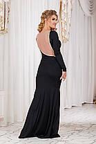 ДС431 Платье вечернее , фото 3