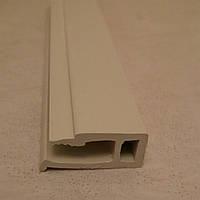 Профиль ПВХ для монтажа натяжных потолков, гарпунного типа (от 25 пачек)