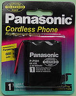 Аккумулятор Panasonic P501 3,6V 600mA  для радиотелефона