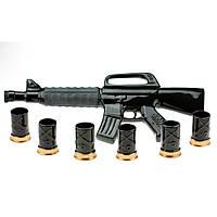 Штоф, коньячный набор Полуавтоматическая винтовка М16
