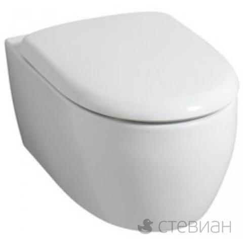 Унитаз подвесной Keramag 4U/iCon 203450