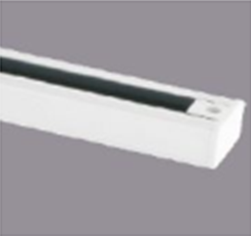 Трековый шинопровод LEDMAX 2м 1-PHS-2MB (белый), фото 2