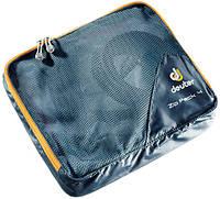 Качественный мешок-чехол для одежды на 4 л. Zip Pack 4 DEUTER цвет 4000 granite