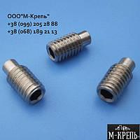 Винт М2.5 DIN 915 А2/А4