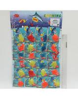 Растишка Рыбки 24шт на дисплее JO 8107