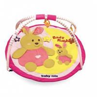 Детский коврик Alexis TK/3168C Кролики