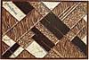 """Рельефный ковер Нью Йорк """"Паркет"""", цвет коричневый, фото 2"""