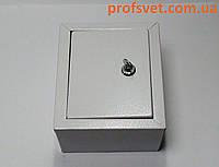 Щит металлический накладной ЩОН-6 Эко