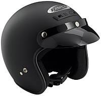 Шлем Rocc Classic matt schwarz L
