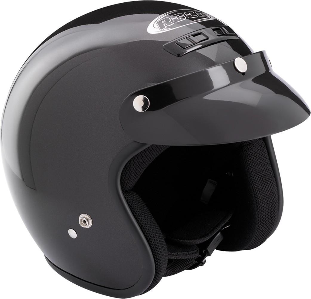 Шлем Rocc Classic    schwarz  XS