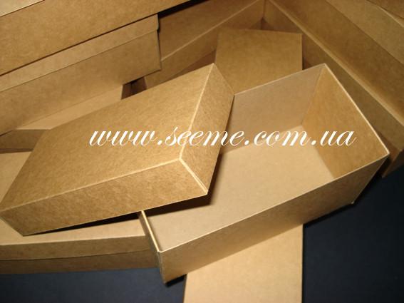 Коробки из крафт картона 17
