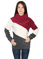 Теплая женская кофта (в расцветках), фото 1