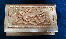 Подарунок - шкатулка для прикрас, фото 3