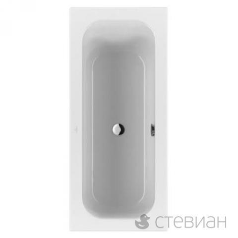 Ванна акриловая Villeroy & Boch Loop & Friends UBA180LFS2V-01