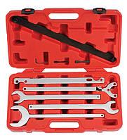 Набор ключей для обслуживания вентилятора 7пр. FORCE 907G3, фото 1
