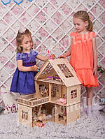 Кукольный домик «Анастасия»