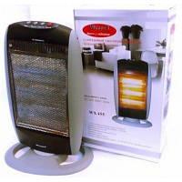 Галогенный электрический обогреватель QUARTZ HEATER WX-455 WimPex