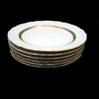 Набор тарелок Офелия 25 см 6 штук 505