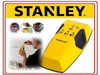 Детектор металла и скрытой проводки Stanley S150