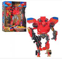 """Робот-трансформер """"Тачки"""" 4080 HN"""