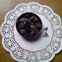 Шоколад черный натуральный 56% Украина (500 г.)